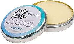 "Парфюмерия и Козметика Натурален кремообразен дезодорант ""Forever Fresh"" - We Love The Planet Deodorant Forever Fresh"
