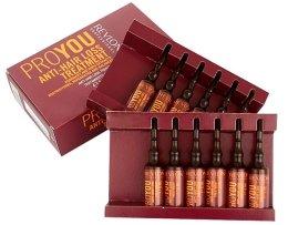 Парфюмерия и Козметика Ампули против косопад - Revlon Professional Pro You Anti-Hair Loss Treatment