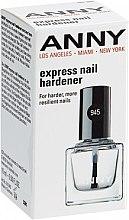 Парфюми, Парфюмерия, козметика Втвърдител за нокти - Anny Express Nail Hardener 945