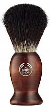 Парфюмерия и Козметика Четка за бръснене - The Body Shop Men's Wooden Shaving Brush