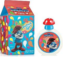 Парфюмерия и Козметика Marmol & Son The Smurfs Papa - Тоалетна вода