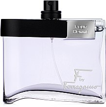 Парфюмерия и Козметика Salvatore Ferragamo Ferragamo F by Homme BLACK - Тоалетна вода (тестер без капачка)