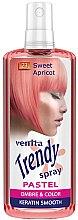 Парфюмерия и Козметика Спрей оцветител за коса - Venita Trendy Pastel Spray