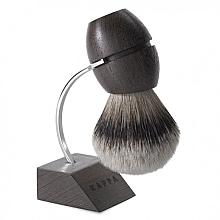 Парфюмерия и Козметика Четка за бръснене с поставка - Acca Kappa Shaving Brush With Metal Stand