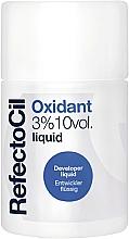 Парфюмерия и Козметика Течен окислител 3% - RefectoCil Oxidant