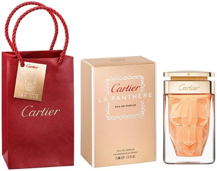 Cartier La Panthere Limited Edition - Парфюмна вода — снимка N2