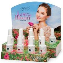 Парфюми, Парфюмерия, козметика Комплект лак за нокти - Gelish Love In Bloom 12 PC. Display (nail/12х15ml)
