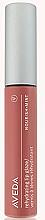 Парфюмерия и Козметика Течно червило за устни - Aveda Nourish Mint Rehydrating Lip Glaze