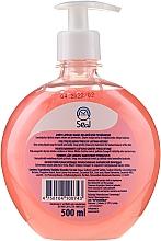 Течен сапун с шипка - Seal Cosmetics Dagne Liquid Soap — снимка N2