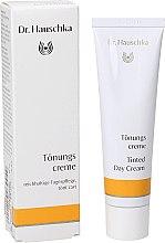 Парфюмерия и Козметика Дневен крем за лице - Dr. Hauschka Tinted Day Cream