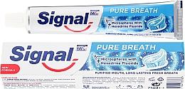 Паста за зъби - Signal Pure Breath Toothpaste — снимка N1