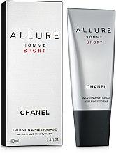 Парфюми, Парфюмерия, козметика Chanel Allure homme Sport - Емулсия за след бръснене