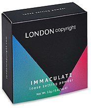 Парфюмерия и Козметика London Copyright Immaculate Loose Setting Powder - Насипна пудра