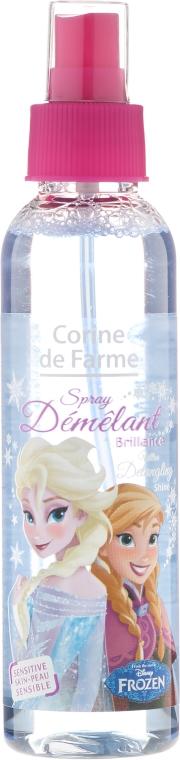 Спрей за лесно разресване - Corine de Farme Frozen Spray