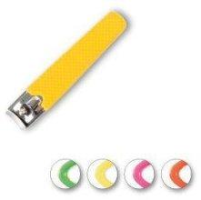 Нокторезачка 76954, L, жълта - Top Choice Colours Nail Clippers — снимка N2