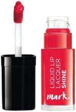 Парфюми, Парфюмерия, козметика Гланц-червило за устни - Avon Mark Liquid Lip Lacquer Shine
