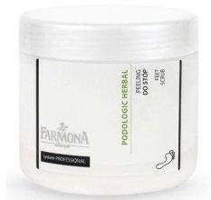 Парфюмерия и Козметика Скраб за стъпала - Farmona Podologic Herbal