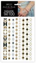 "Парфюмерия и Козметика Флаш татуировка ""Орнамент 2"" - Art Look"