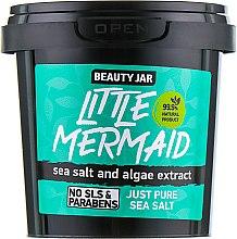 """Парфюми, Парфюмерия, козметика Соли за вана с екстракт от морски водорасли """"Little Mermaid"""" - Beauty Jar Just Pure Sea Salt"""