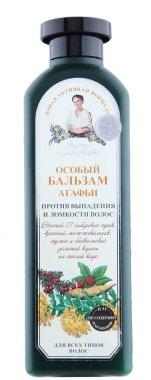 Балсам против косопад и накъсване на косата - Рецептите на баба Агафия