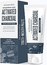 Парфюми, Парфюмерия, козметика Паста за зъби - Schmidt's Wondermint Activated Charcoal Toothpaste