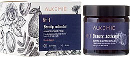 Парфюмерия и Козметика Скраб за лице - Alkemie Beauty Activate Enzymatic Peeling