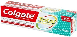 Парфюми, Парфюмерия, козметика Паста за зъби - Colgate Total Active Fresh