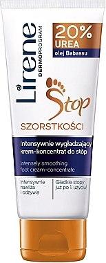 """Подхранващ крем за крака """"Стоп на загрубялата кожа"""" - Lirene Nourishing Foot Cream — снимка N1"""