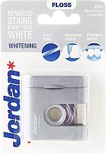 Парфюмерия и Козметика Конец за зъби - Jordan Whitening Floss