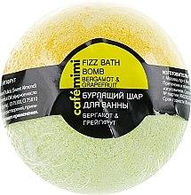 Парфюми, Парфюмерия, козметика Бомбичка за вана с бергамот и грейпфрут - Cafe Mimi Bubble Ball Bath
