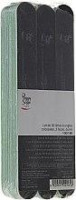 Парфюми, Парфюмерия, козметика Комплект пилички за нокти, 100/180, черни - Peggy Sage 2-Way Washable Nail Files