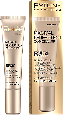 Околоочен коректор - Eveline Magical Perfection Concealer