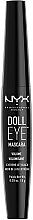 Парфюмерия и Козметика Спирала за обемни мигли - NYX Professional Makeup Doll Eye Mascara Volume