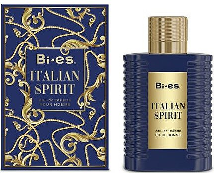 Bi-Es Italian Spirit - Тоалетна вода — снимка N1