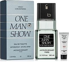 Парфюми, Парфюмерия, козметика Bogart One Man Show - Тоалетна вода
