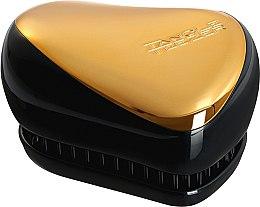 Парфюми, Парфюмерия, козметика Компактна четка за коса - Tangle Teezer Compact Styler Gold Bronze