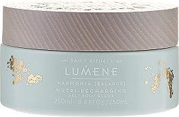 Парфюми, Парфюмерия, козметика Възстановяващ солен скраб за тяло - Lumene Harmonia Nutri-Recharging Salt Body Scrub