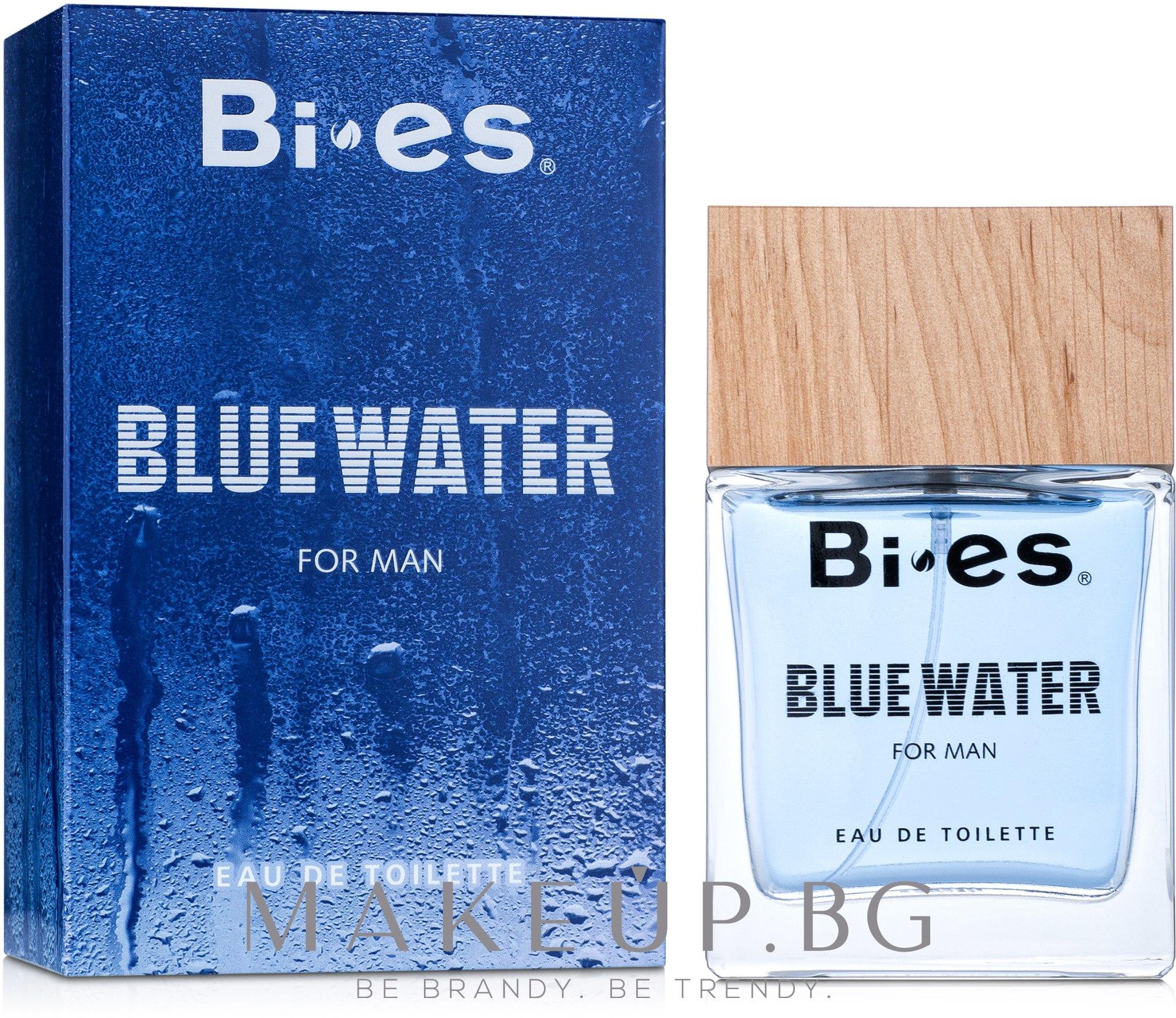 Bi-Es Blue Water Men - Тоалетна вода — снимка 100 ml