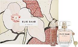 Парфюмерия и Козметика Elie Saab Le Parfum - Комплект (парф. вода/90ml + парф. вода/мини/10ml + гривна/1 бр.)