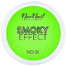 """Парфюмерия и Козметика Неонов пигмент за нокти """"Smoky Effect"""" - NeoNail Professional Smoky Effect"""