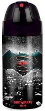 Парфюмерия и Козметика Дезодорант - Corsair Batman vs. Superman Body Spray