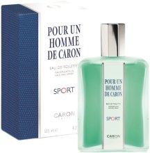 Парфюми, Парфюмерия, козметика Caron Pour Un Homme de Caron Sport - Тоалетна вода