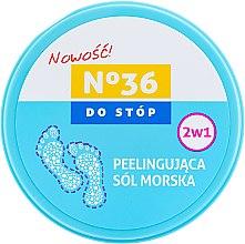 Парфюми, Парфюмерия, козметика Морска сол-пилинг за крака 2 в 1 - Pharma CF No.36
