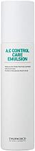 Парфюмерия и Козметика Емулсия за лице - Swanicoco A.C Control Care Emulsion