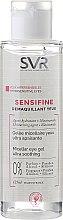 Парфюмерия и Козметика Почистващ мицеларен гел за очи - SVR Sensifine Demaquillant Yeux Micellar Eye Gel