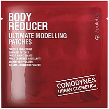 Парфюмерия и Козметика Лепенки за отслабване - Comodynes Body Reducer Ultimate Modelling Patches