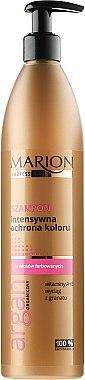 Шампоан за интензивна защита на цвета на косата - Marion Professional Intensive Color Protection