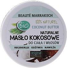 Парфюми, Парфюмерия, козметика Кокосово масло за тяло и коса - Beaute Marrakech Coconut Butter
