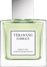 Парфюми, Парфюмерия, козметика Vera Wang Embrace Green Tea & Pear Blossom - Тоалетна вода