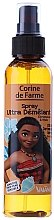 Парфюми, Парфюмерия, козметика Спрей-балсам за лесно разресване на косата, Моана - Corine de Farme Disney Princess Spray